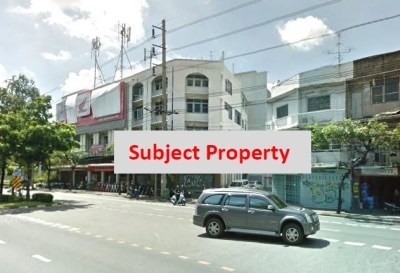 6 Storey Building on Rama4 Road View1