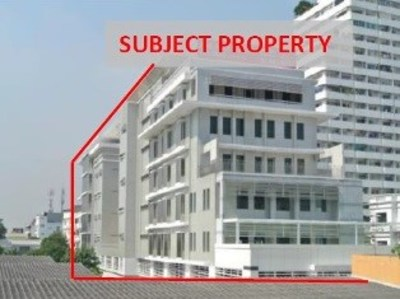 7 Storey Office Building on Srinakarin Road View1