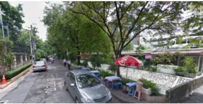 800 Sq.Wah of High Potential Land in Soi Ton Son, Bangkok View1