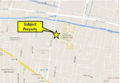 811 Sq.Wah of High Potential Land in Asok-Montri View1