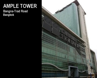 Ample Tower - Office For Lease View1