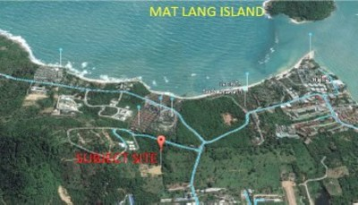 For sale. Seaview land View1