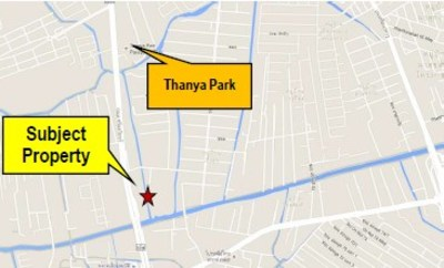 Land For Rent/Lease Near Thanya Park View1