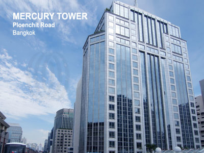 Mercury Tower - Office For Lease View1