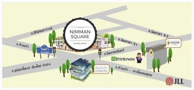 Nimman Square View1