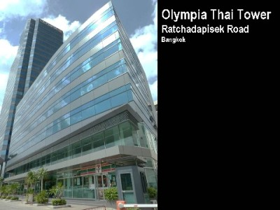Olympia Thai Tower - Office For Lease View1