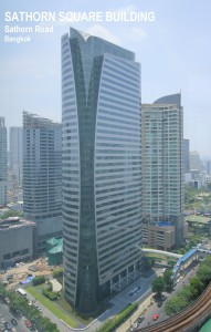 Sathorn Square - Office For Lease View1