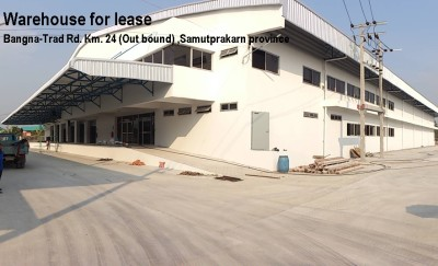 Warehouse for lease View1