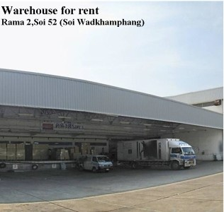 Warehouse for rent View1