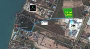 11 Rai of Land For Sale in Na Jomtien