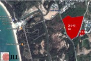 28 rai Vacant Land plots near Layan beach