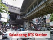 5-Storey Shophouse on Silom-Saladaeng mainroad