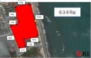 6-3-9 Rai Beachfront Land in Songkla