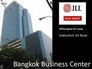 Bangkok Business Center - Office For Lease
