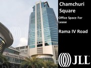 Chamchuri Square - Office For Lease