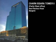Charn Issara Tower II - Office For Lease (Partly fitted unit)