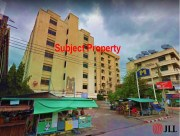Distressed 160 rooms Apartment for quick sale on main road Chok Chai 4