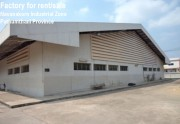 Factory for rent/sale