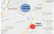 Highly Potential Land For Long-Term Lease Phahonyothin Road (Near Kaset Junction) Bangkok