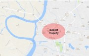 HIGHLY POTENTIAL LAND FOR LONG-TERM LEASE Tiwanon Road (Near Pak Kret Junction) Nonthaburi