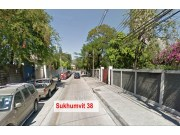 Land 355 sq.wah in Sukhumvit 38