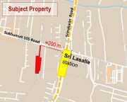 LAND  IN SUKHUMVIT 105 (SOI LASALLE)