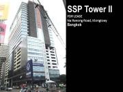 SSP Tower II - Office For Lease